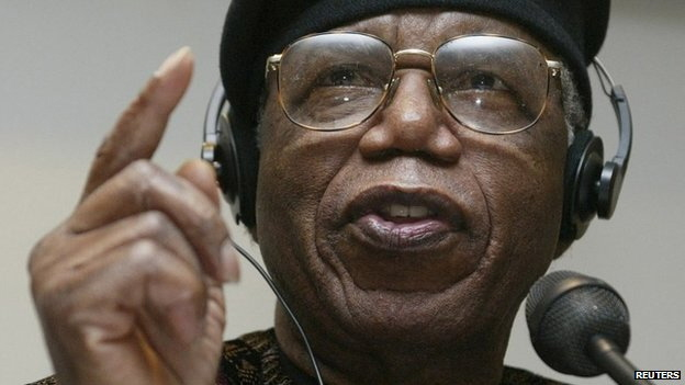 Africa's Giant Chinua Achebe1930 -2013