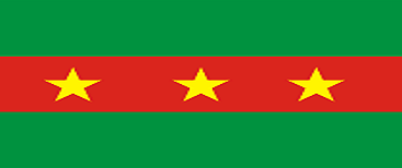 The Flag of the Ewe People